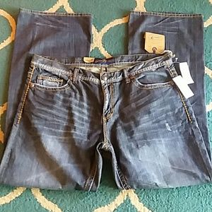 NWT Seven7 Jeans 38 x 34